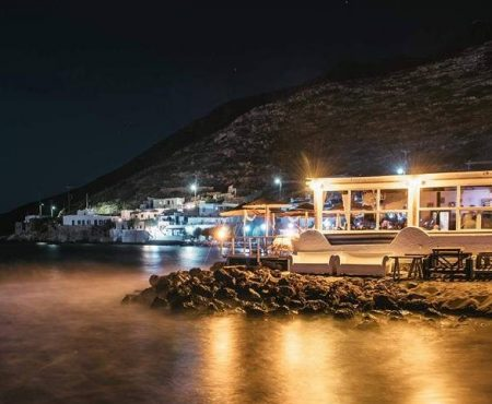 Folie all day bar restaurant Sifnos – διοργάνωση γάμου