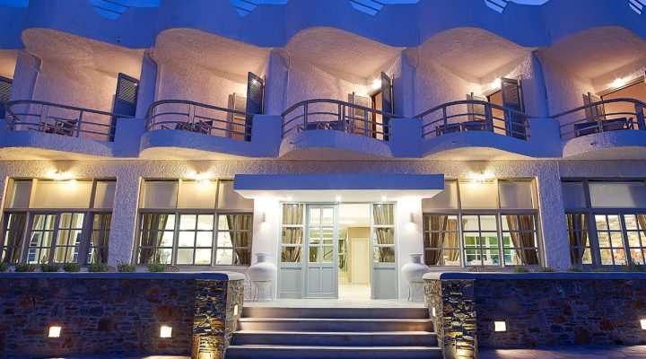 Kythnos Bay Hotel –   Κύθνος