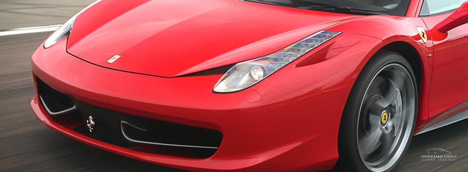 Arvanitakis Group Luxury Services | Πολυτελή Αυτοκίνητα Γάμου