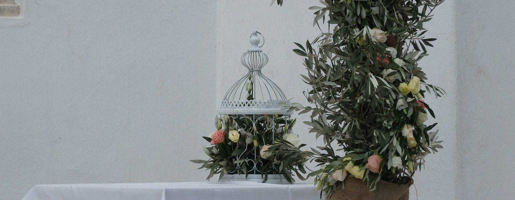 Ανεμώνα – Ανθοστολισμός Γάμου & Βάπτισης