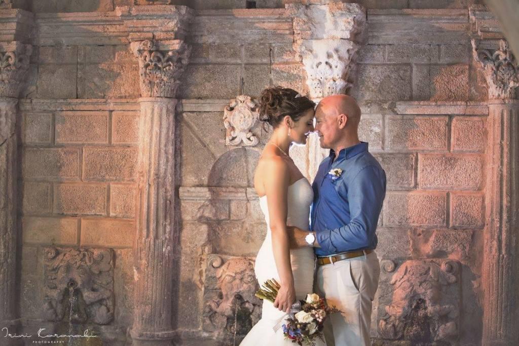 Stepsis-wedding in Crete