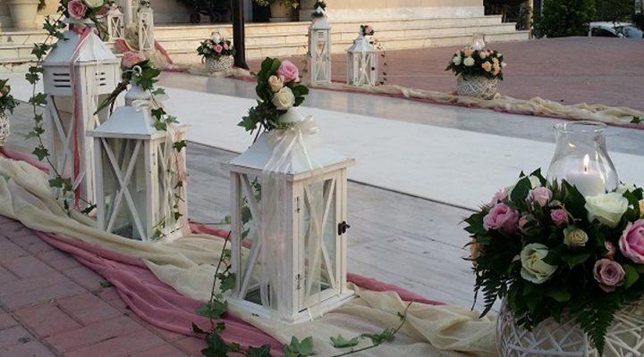 Anthemion Event Στολισμός Γάμου & Βάπτισης