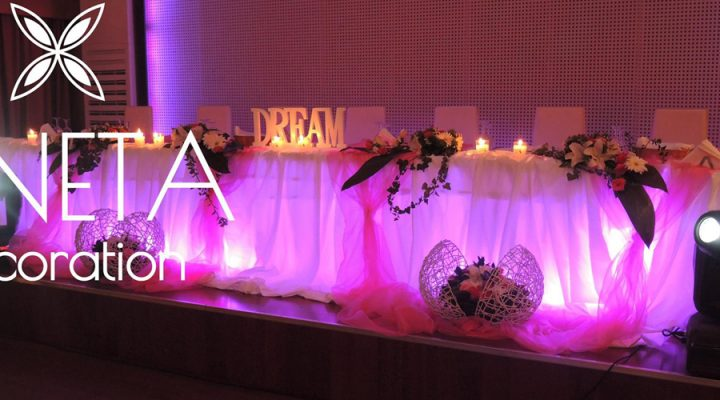 Aneta Decoration Γάμος Βάφτιση Διακόσμηση