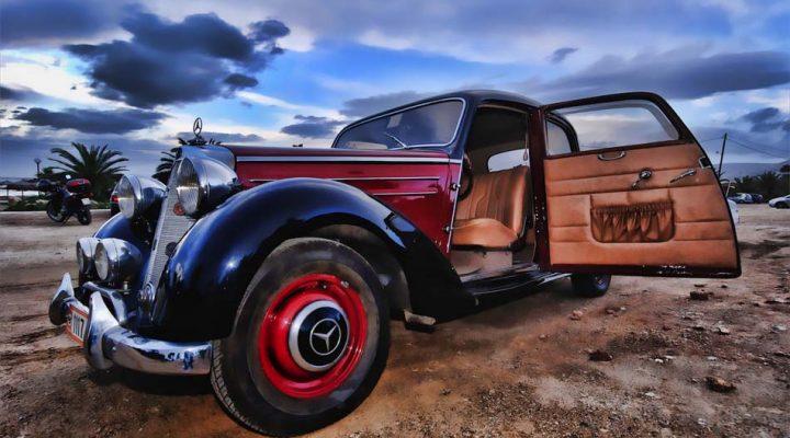 Milena Weddings – Αυτοκίνητα