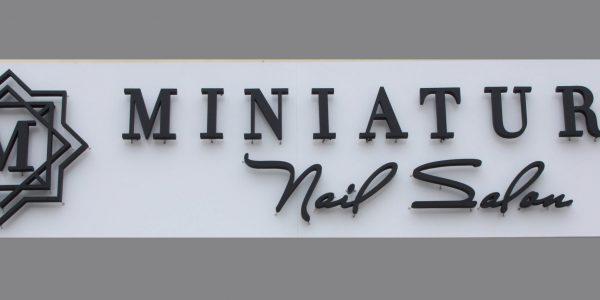 Miniature Nail Salon